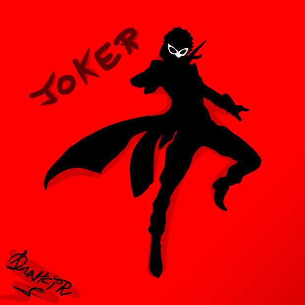 The Joker persona 5