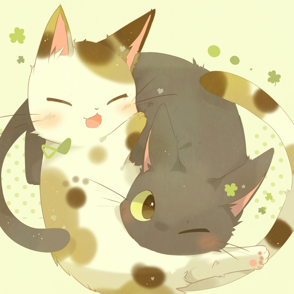 ねこ Illust of ushiinu cat