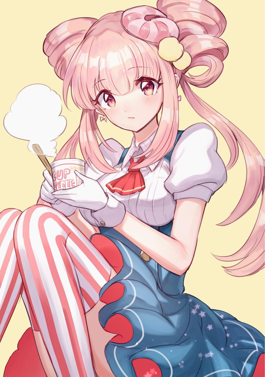 Illust of のり太郎 September2021_Girl medibangpaint girl