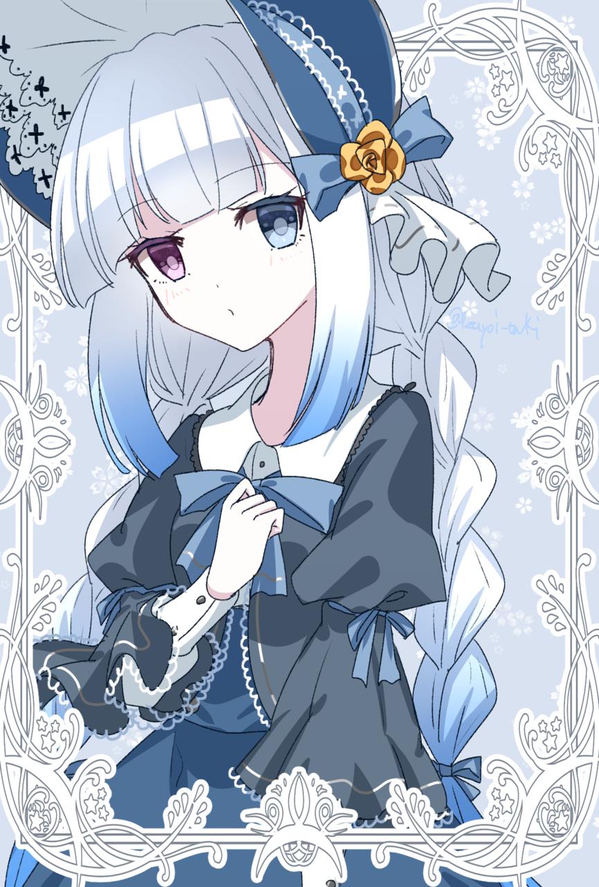 クラロリ Illust of 不知夜月 original 一次創作 girl