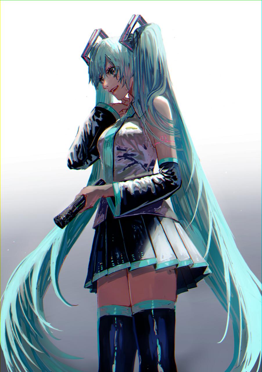 01 Illust of logA hatsunemiku