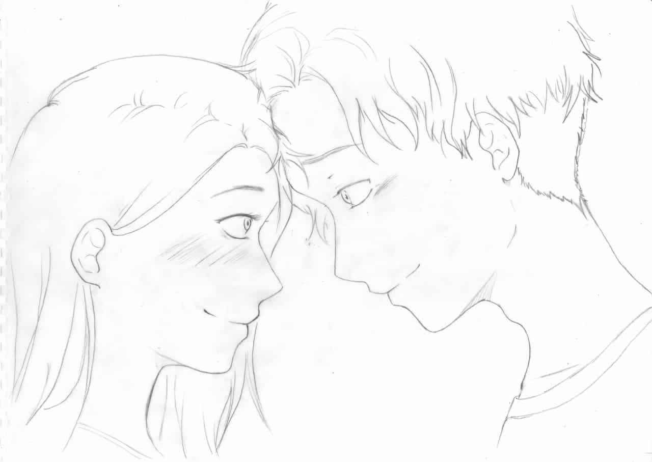 In Your Eyes Illust of cy shoujo_illustration
