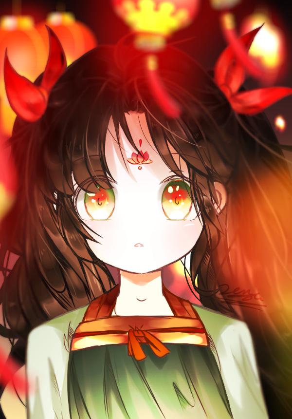 Memories Illust of zsfw medibangpaint girl Chinese animeart loli anime Manhwa animegirl