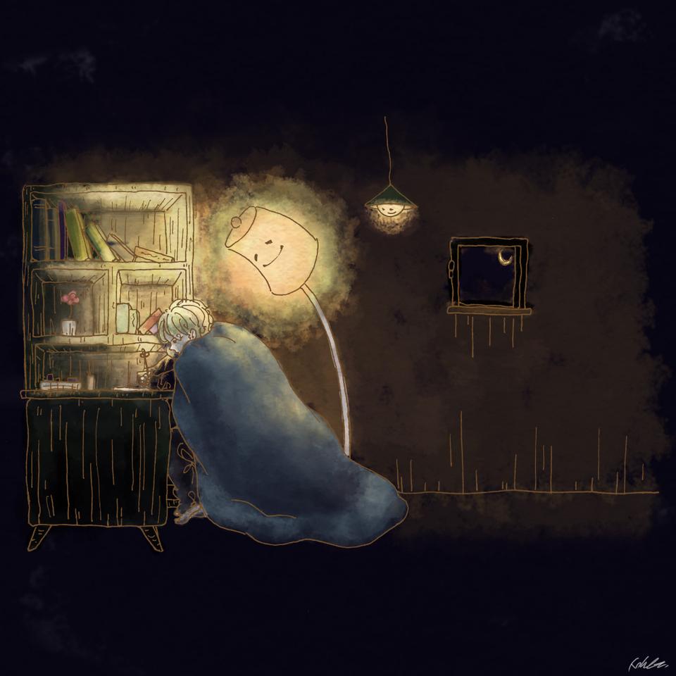 깊어가는 밤(Midnight)