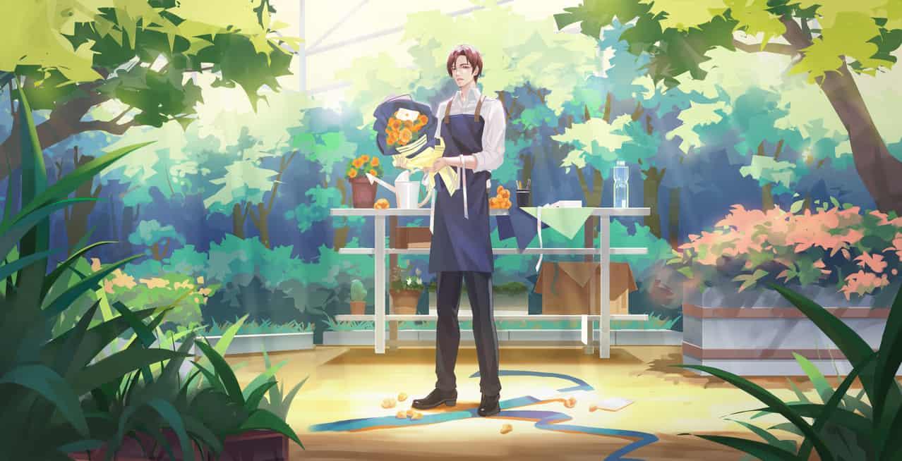 我和晴人的后花园 Illust of 夏岩 被囚禁的掌心 同人 囚われのパルマ