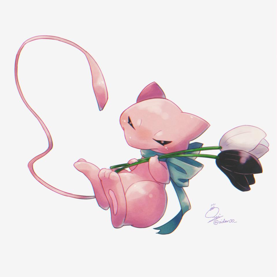 ただいま Illust of セイ(タ) pokemon ミュウ