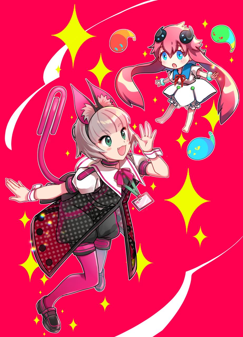 5000万DL! Illust of 仄 medibangpaint5000 メディーちゃん メィミちゃん