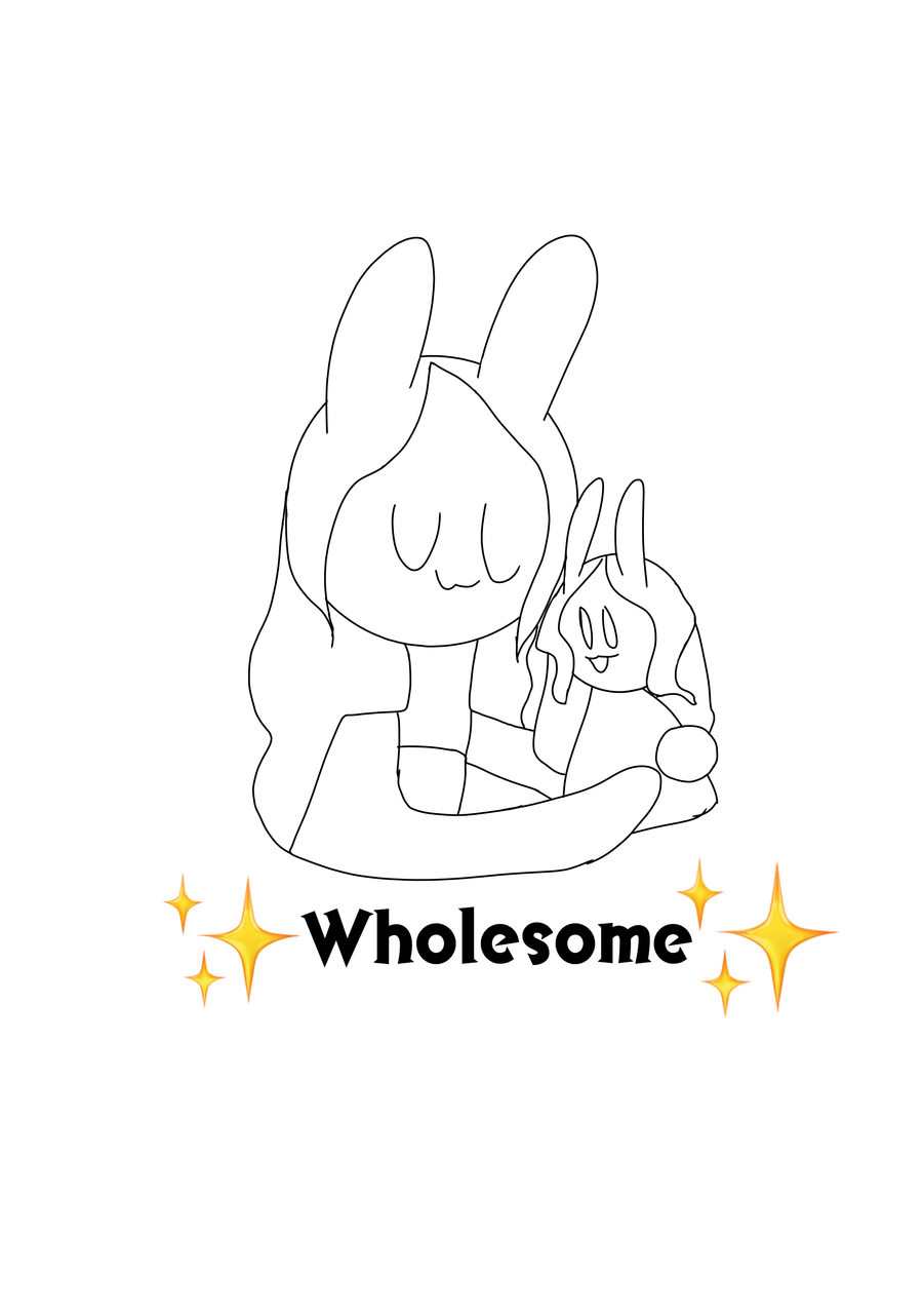 wholesome 💛 Illust of Dazzle stars medibangpaint drawing