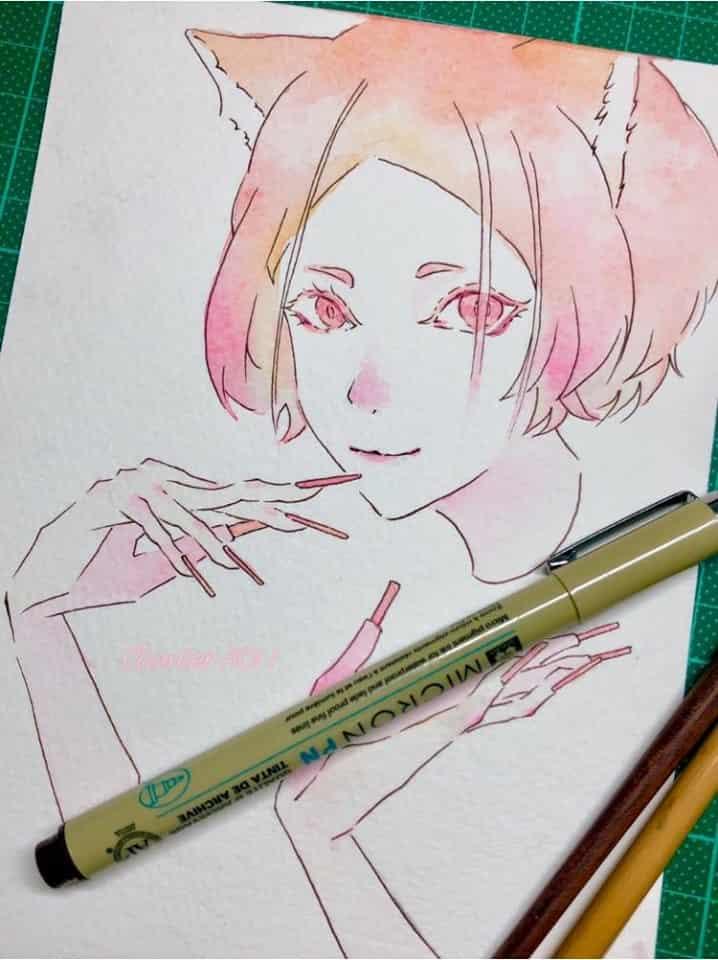 Pink p!nk Pale
