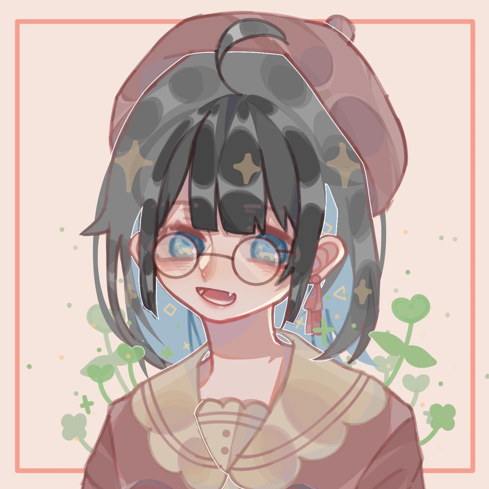 給親友畫的人設,🚫不許用 Illust of 桜庭花莓. medibangpaint