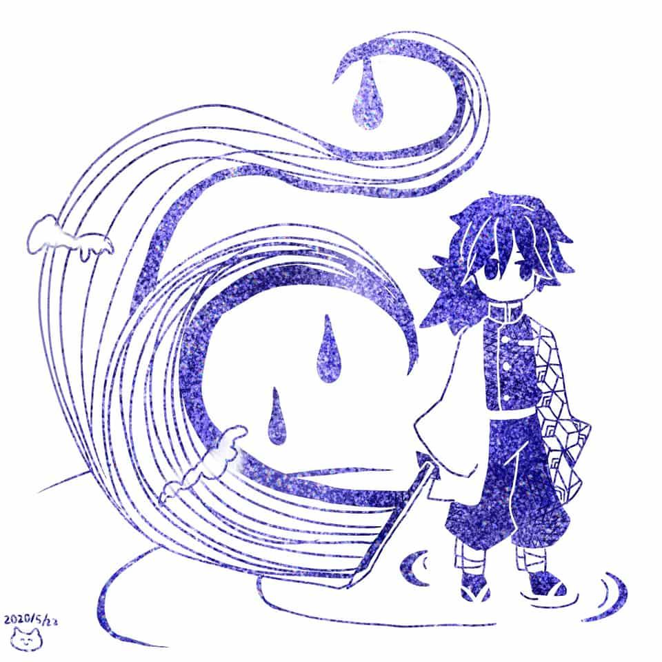 凪 Illust of OSora fanfic おそら流
