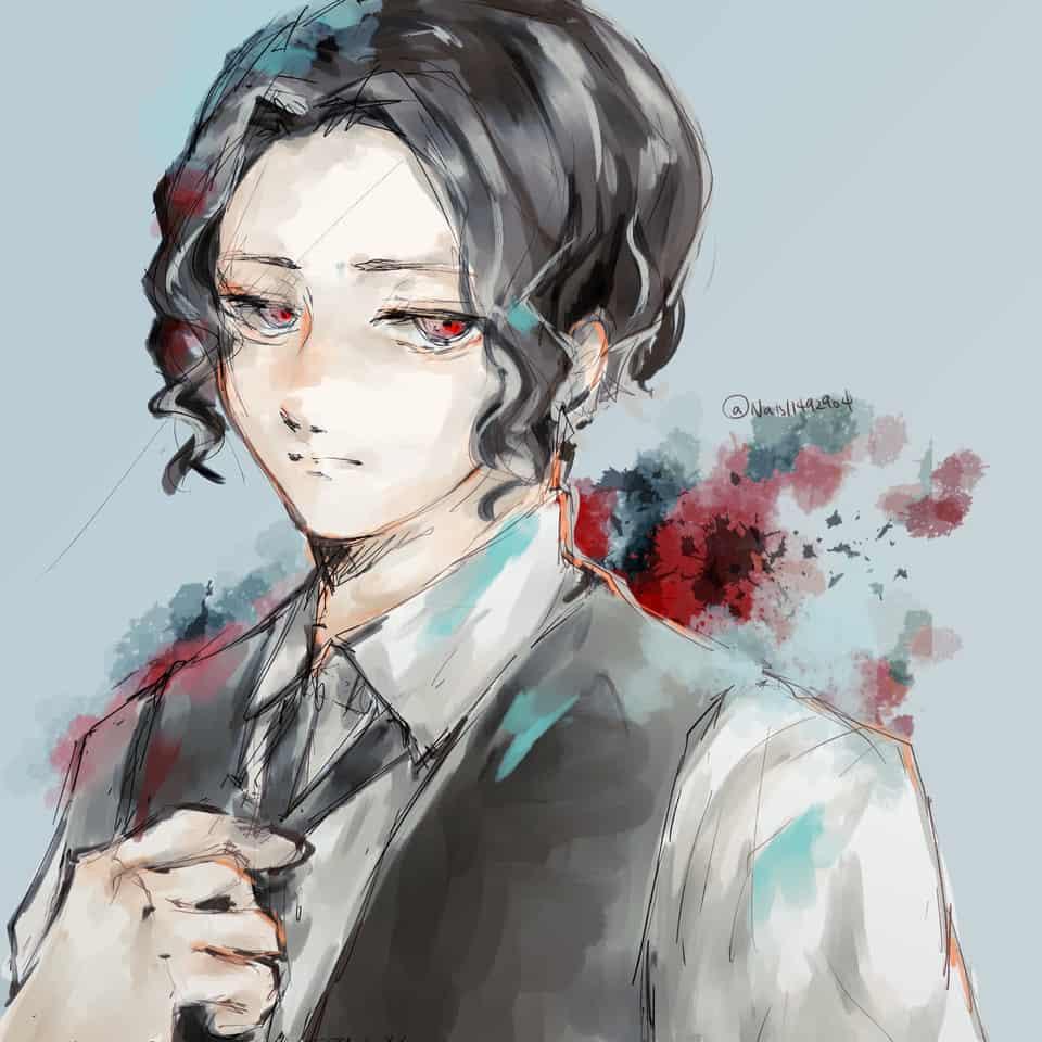 6月3日は無惨の日!! Illust of Nats*なー KimetsunoYaiba KibutsujiMuzan
