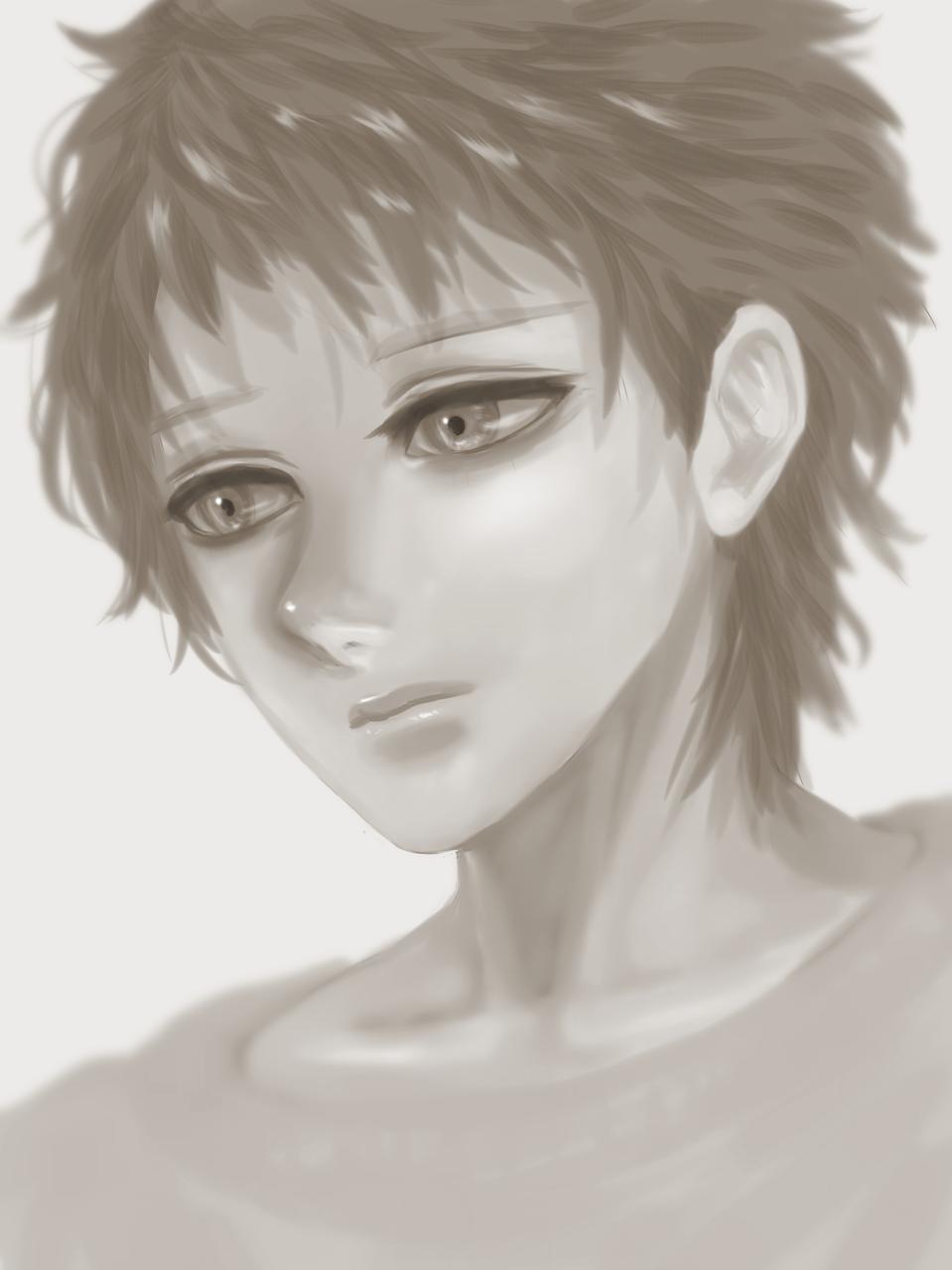 ワンドロ*男の子 Illust of FJ レッツワンドロ boy medibangpaint