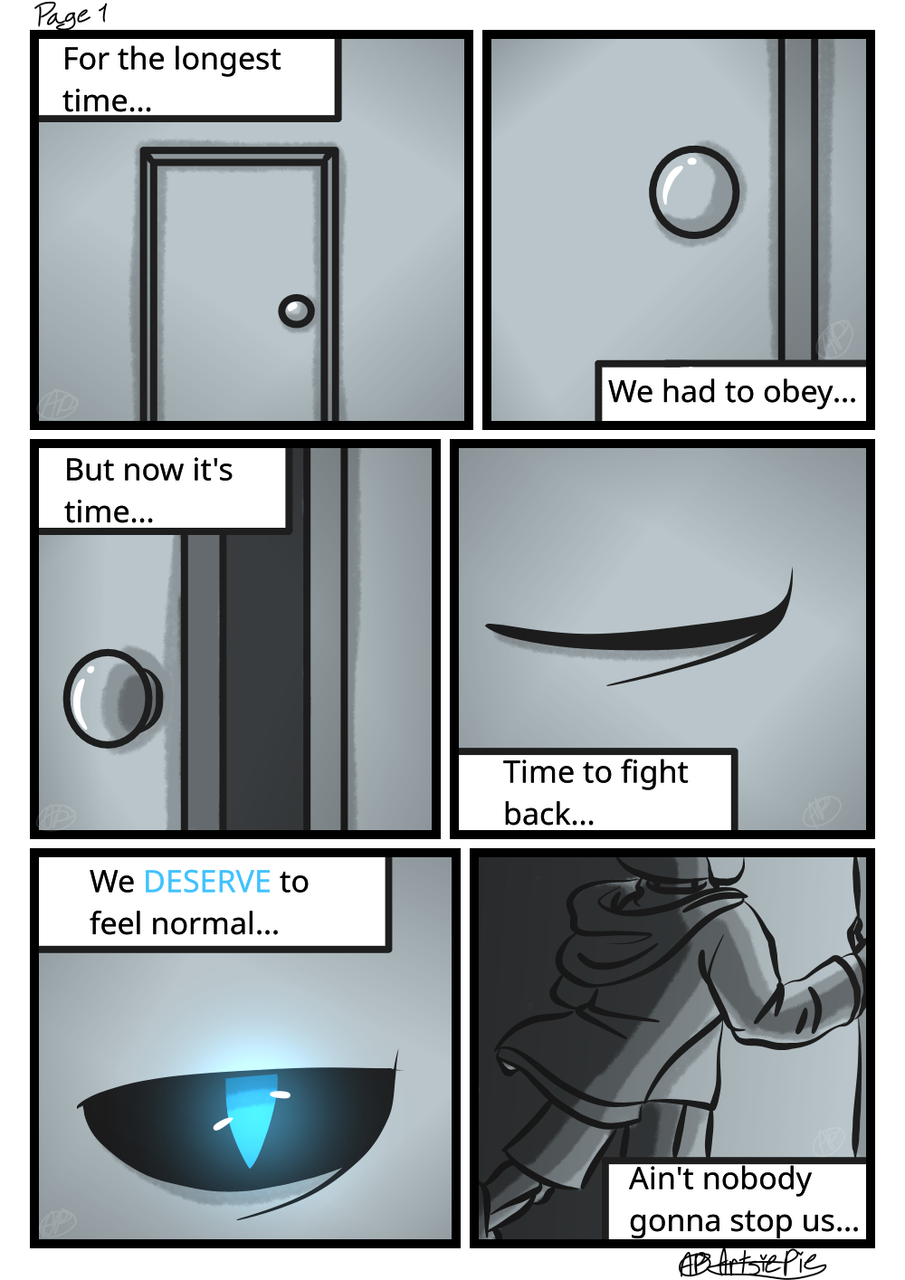 Page 1 Chapter 1/Teaser
