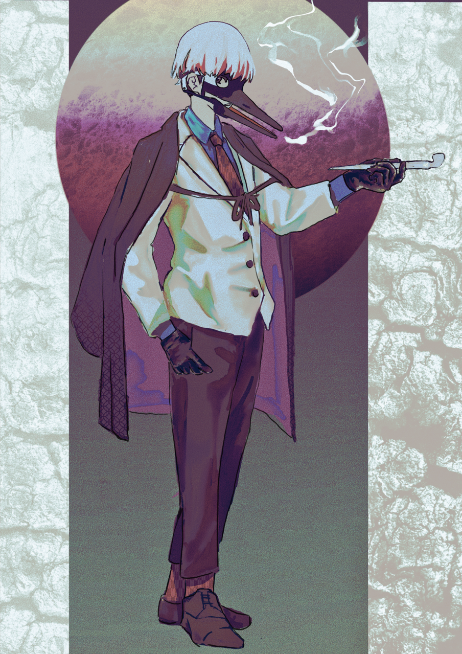 鶴の一声 Illust of w original 鶴 female
