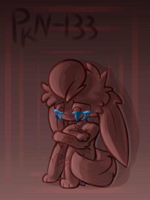Sad Forrest  Illust of ✨ PKN-133 ✨ medibangpaint digital painting PKN-133 oc furry