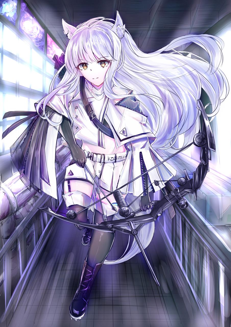 白金 Illust of 光礼 プラチナ Arknights