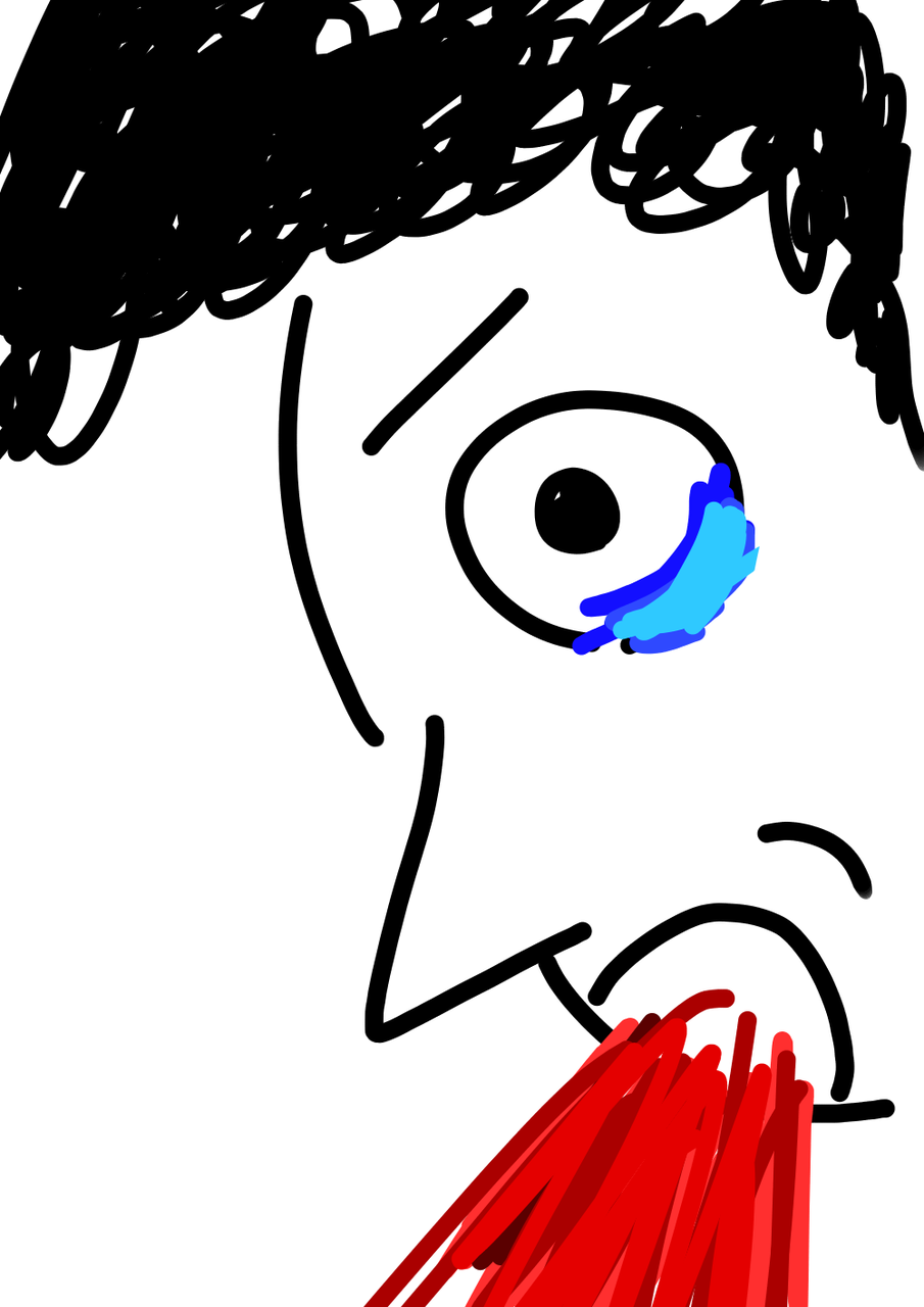 血反吐 を 吐く