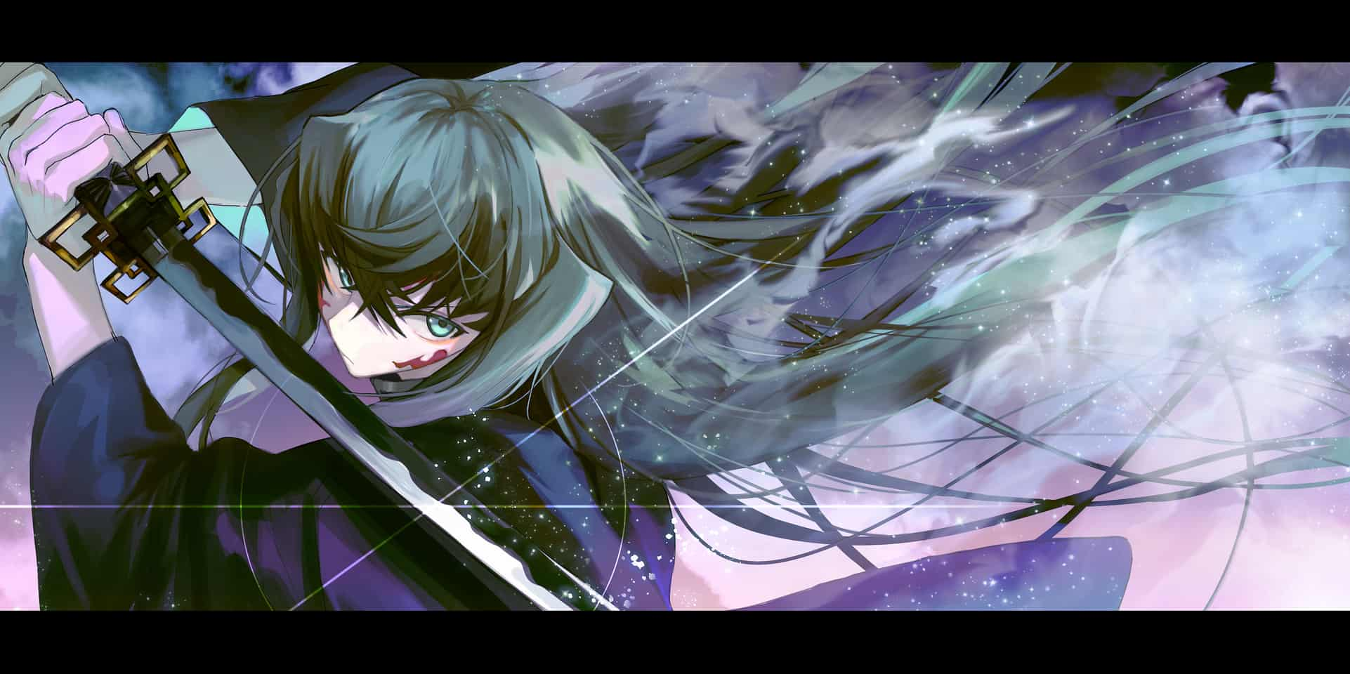 霞の呼吸 Illust of :/XUEFEI DemonSlayerFanartContest KimetsunoYaiba TokitouMuichirou