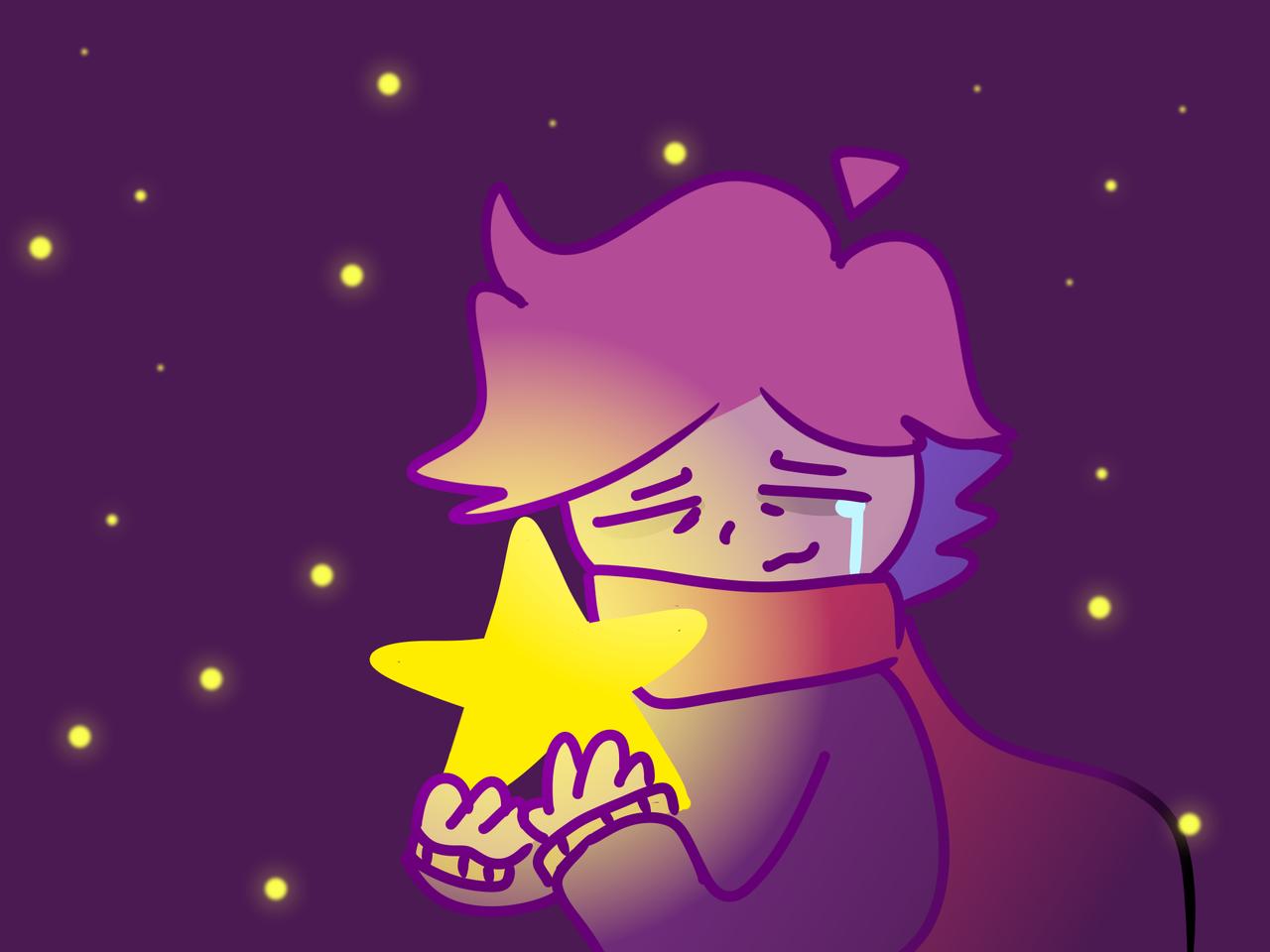 (leer desc) avisó de algunas cosas osiosi 😳 Illust of ✰ Locke ✰ medibangpaint star a uwu Locke