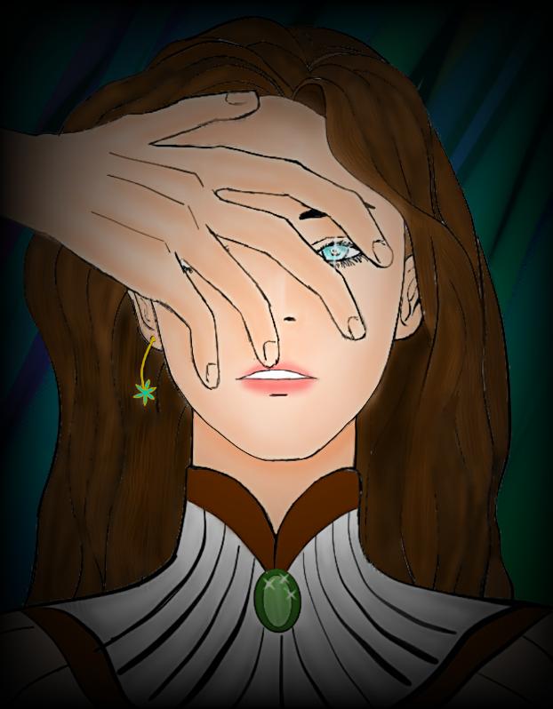 The Leader of the Fallen Ones- Lilith Illust of -Lilith- MySecretSocietyContest manga femalecharacter Comics novel Secret dark girl power GUNDAM Webtoon