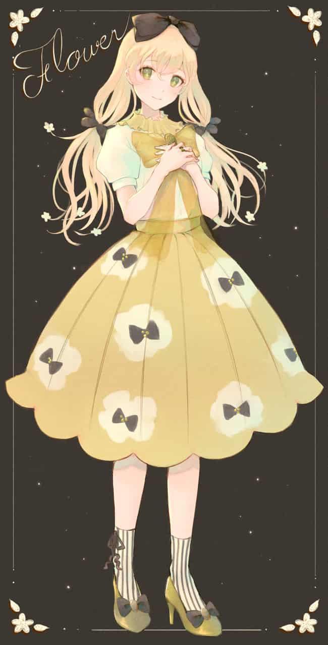 🌼 Illust of もふ ARTstreet_Ranking ロリータ girl oc original
