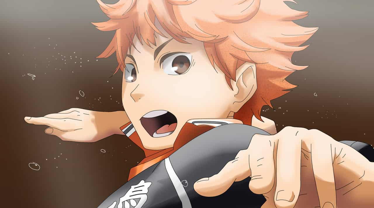 the Spike that changed everything Illust of JohnJohn ARTstreet_Ranking Haikyu!! painting digital anime drawing fanart Drawings manga sketch