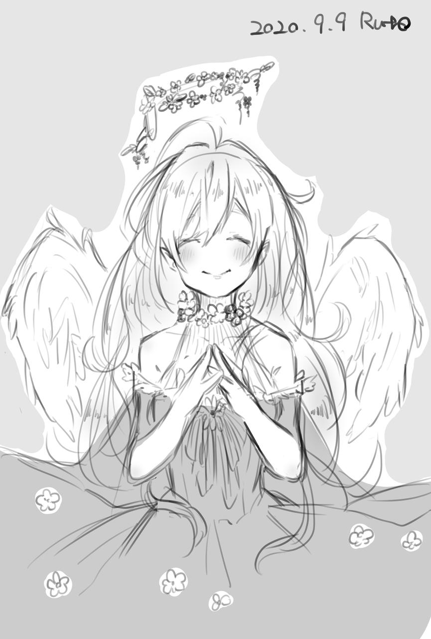 天使 Illust of 流杜(Ruto) angel