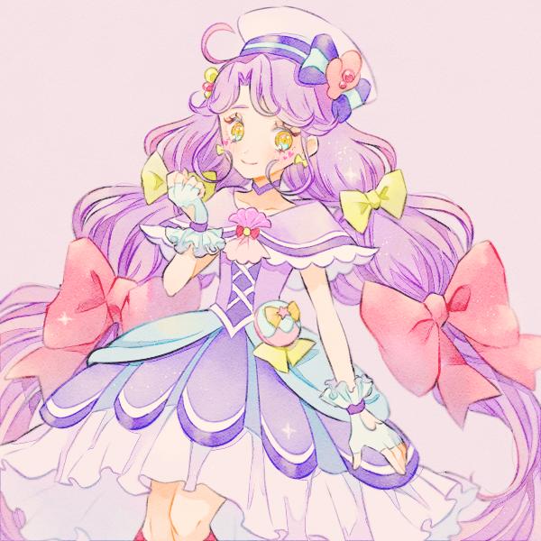 キュアコーラル Illust of 緑乃 PrettyCure キュアコーラル