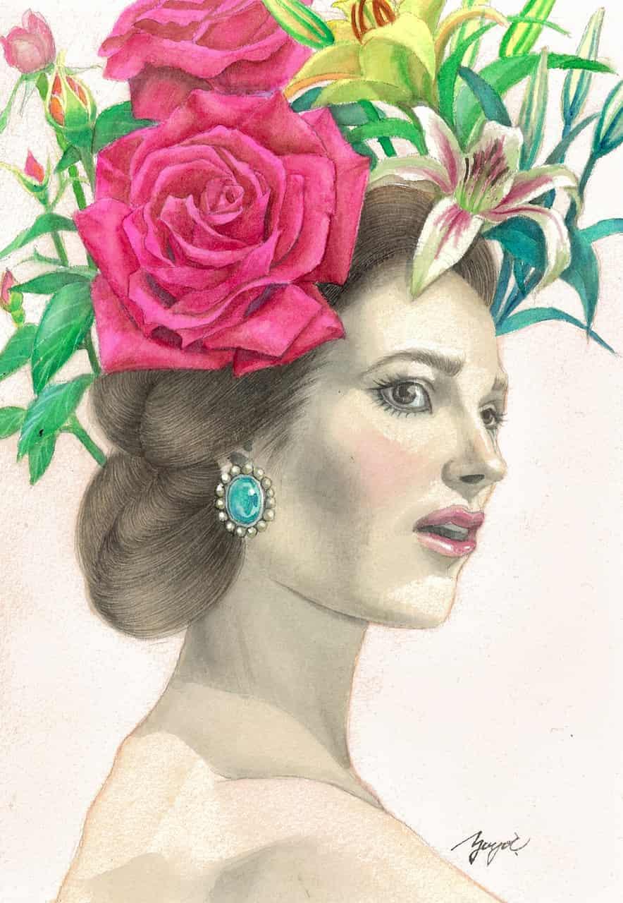 薔薇の名前・マリアカラス