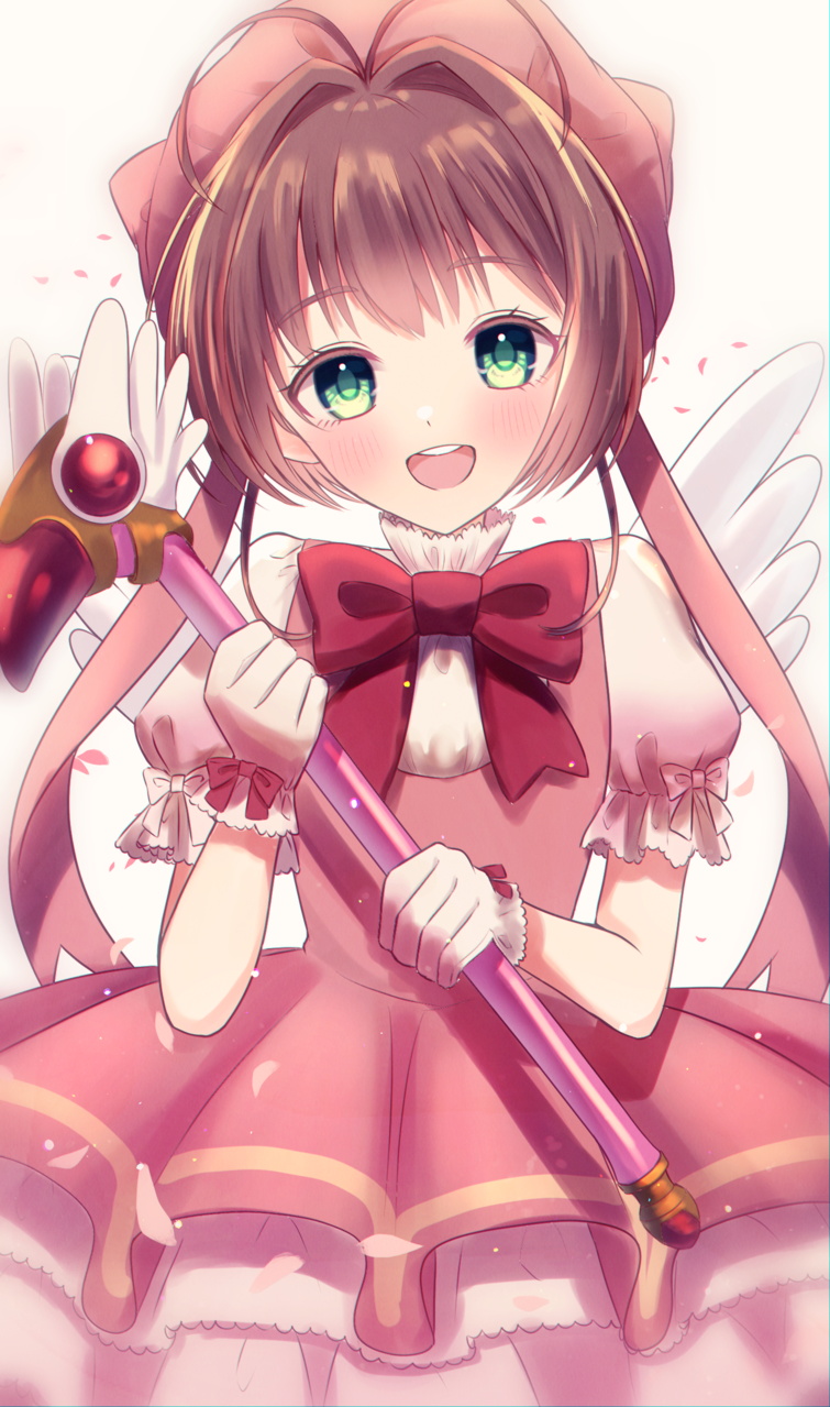さくらちゃん Illust of じゅにねう girl CardcaptorSakura