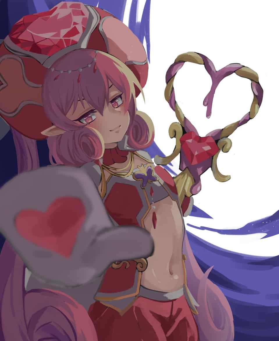 ネネカ Illust of 黑桐 PrincessConnect!Re:Dive ネネカ