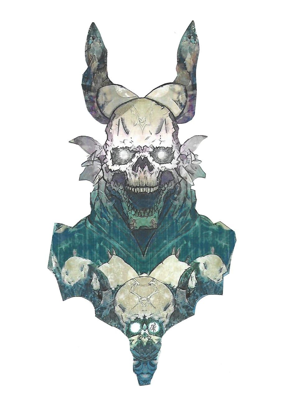 Illust of PSYCHQ March2021_Creature