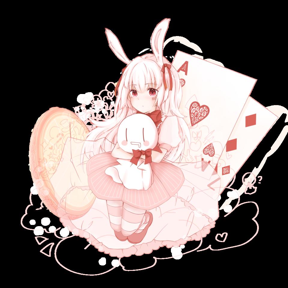 Wonderland Illust of 洗洗睡 medibangpaint mafumafu