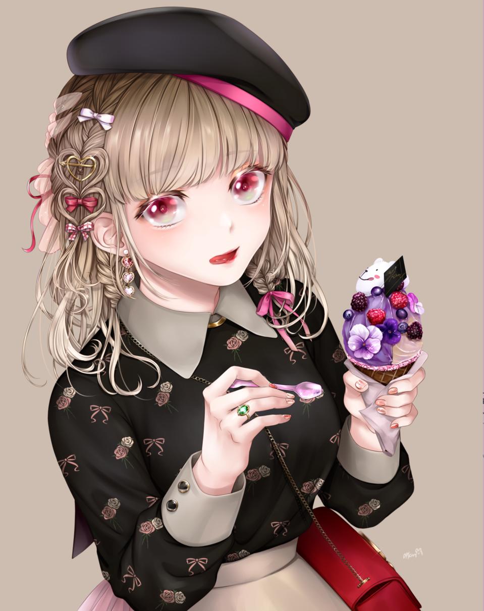 ジェラート Illust of あやかみ girl original