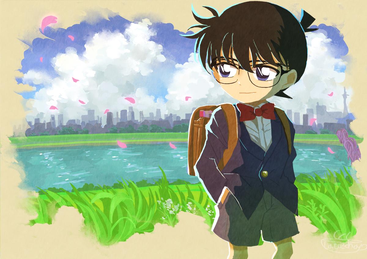 忘れ咲き Illust of ラテ茶 EdogawaConan DetectiveConan