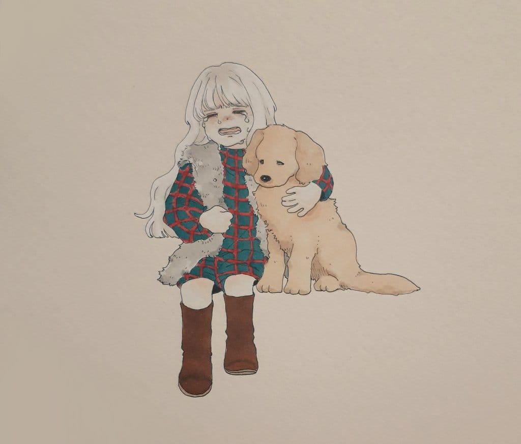 まばゆいせかい Illust of 石蕗いずれ Emo