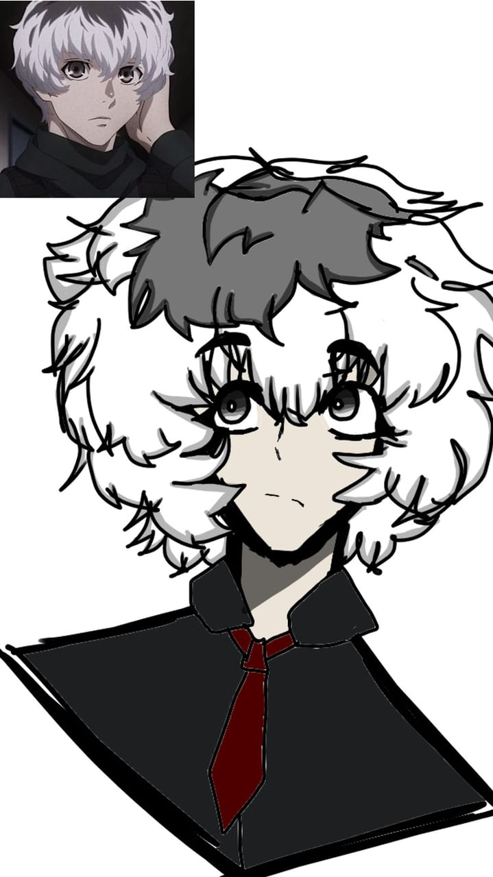 haise sasaki in my style !~ Illust of AnimeQueen tokyo_ghoul