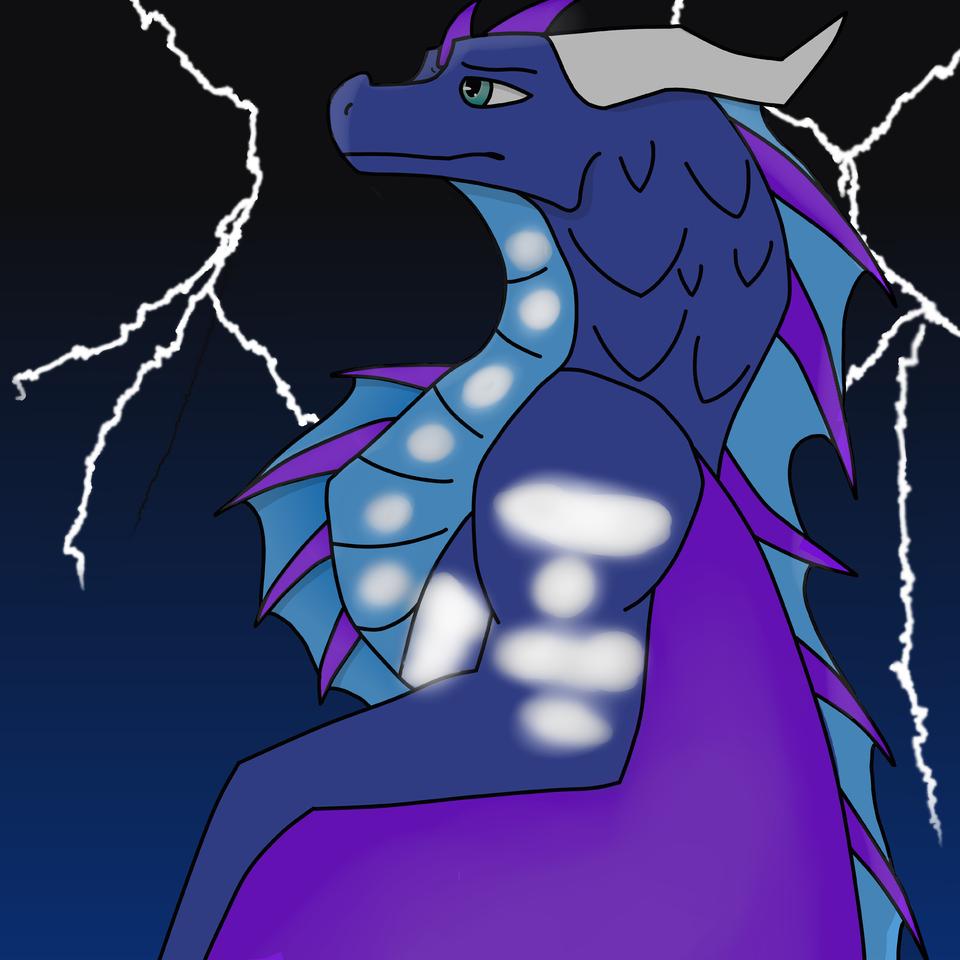 Illust of Warriorbeast medibangpaint