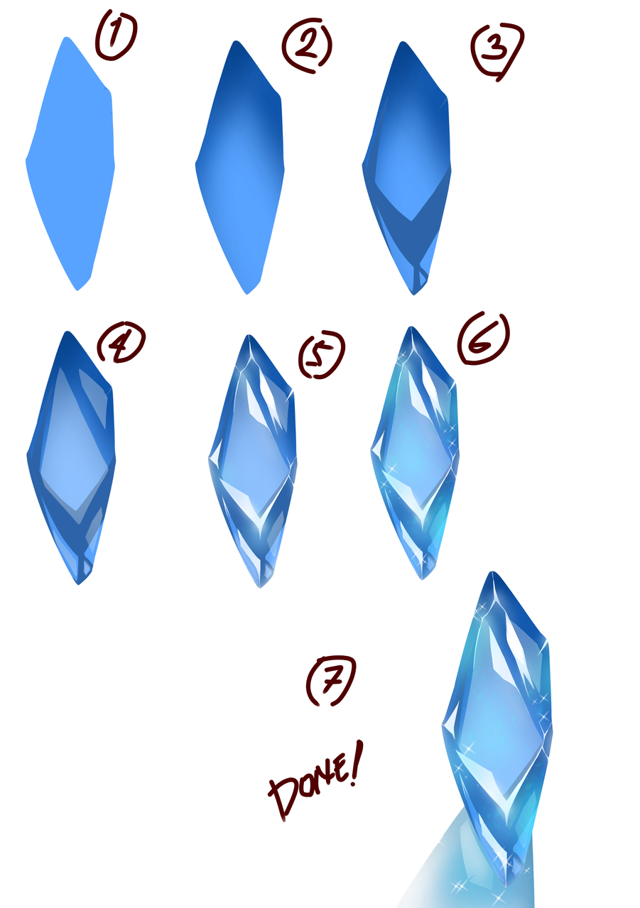 Make crystal with my style???