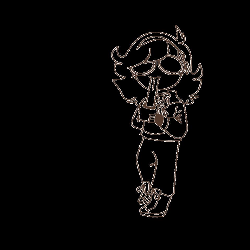 Collab part for RiiRen :D Illust of DreamiiKuri | Drèam mode©️ collab drawing oc