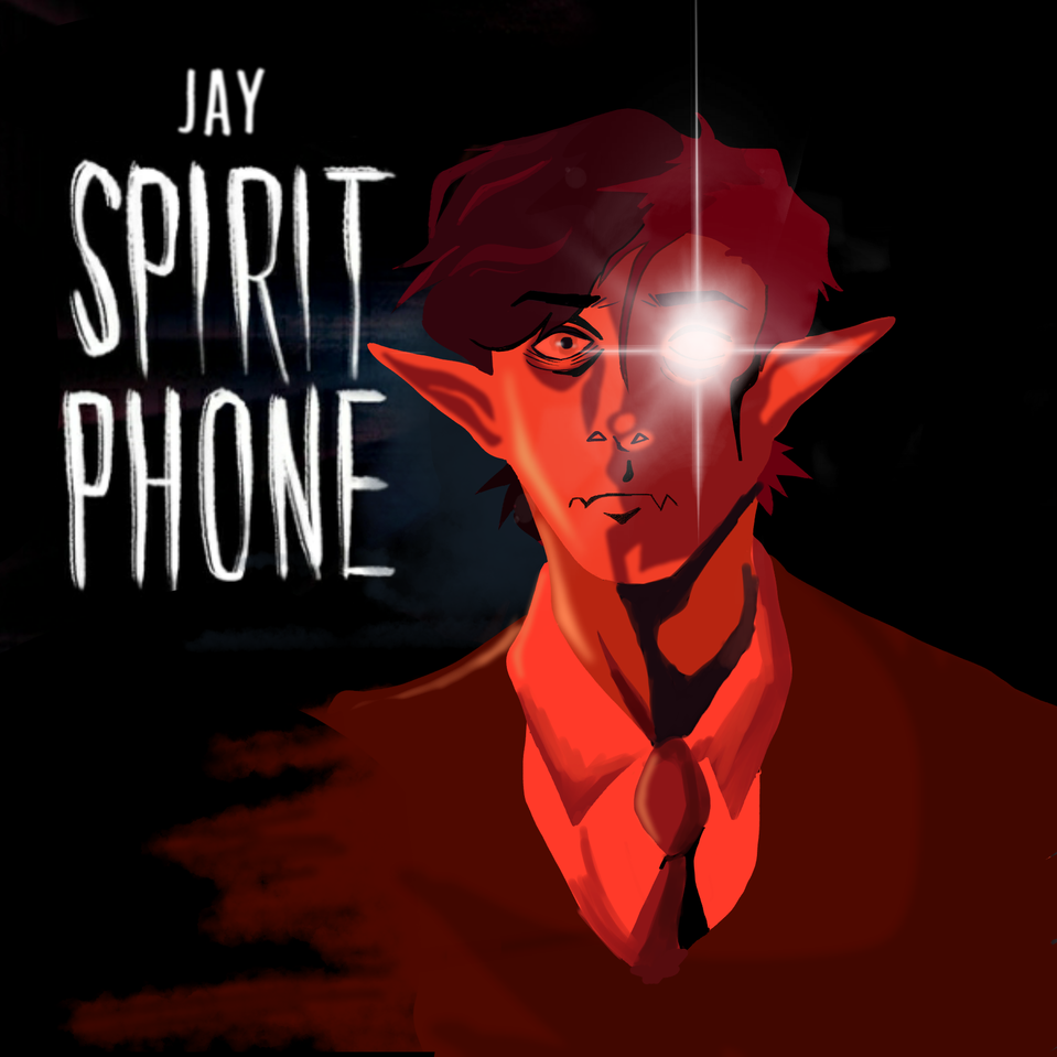 SPIRIT PHONE Illust of JAYY medibangpaint