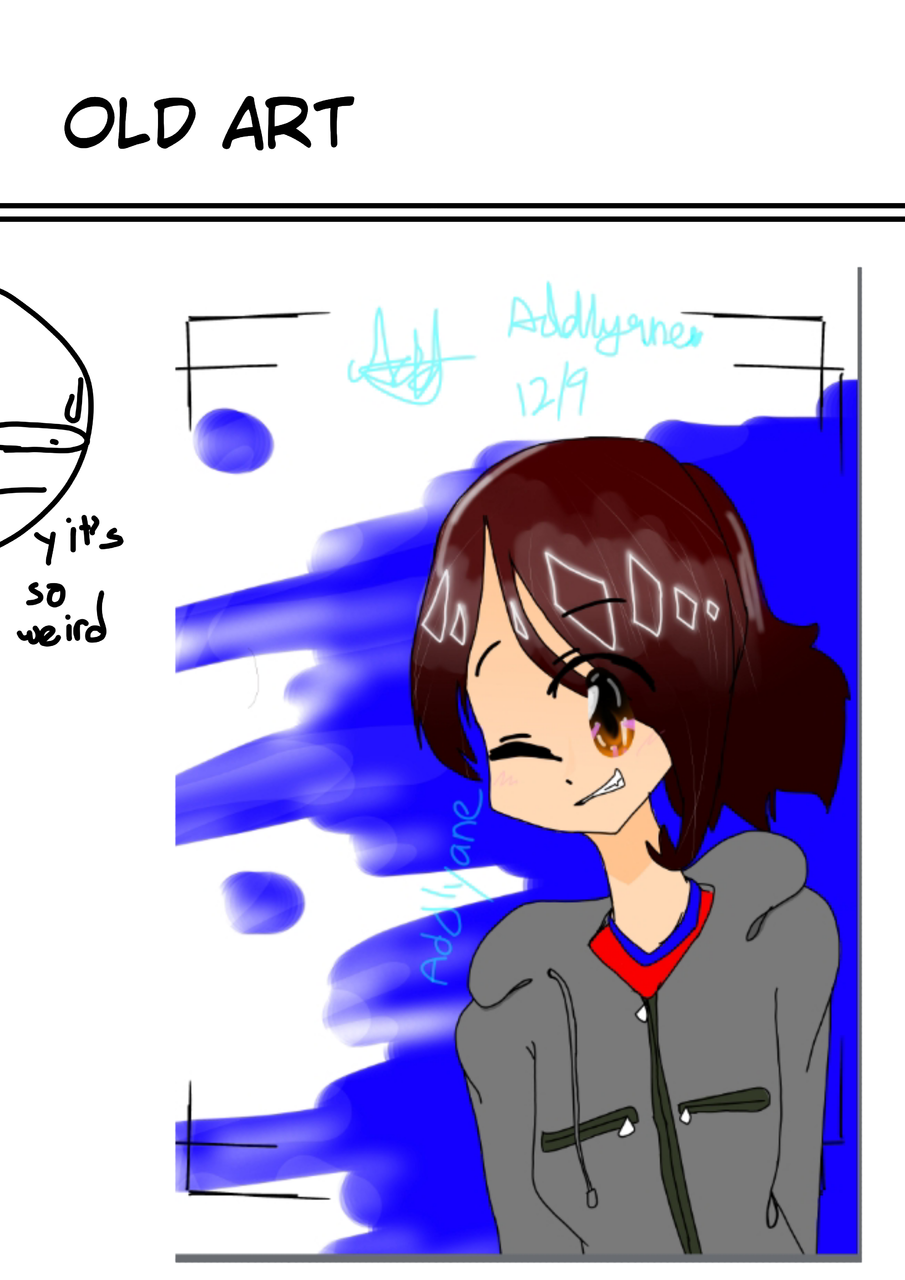QnA #2 requested by Mii-chan(Mikasa)|Remus Mode Illust of Weird Kiddo owo request Lastyearart Q&A RecentArt