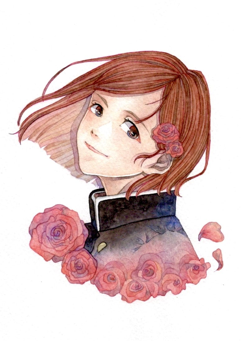 釘崎野薔薇 Illust of モミジ JujutsuKaisenFanartContest JujutsuKaisen