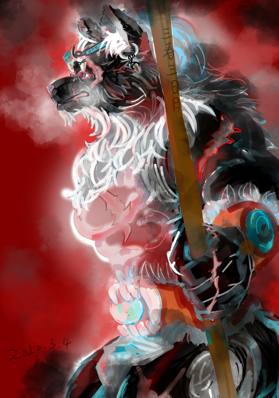 Illust of 雩月子墨 medibangpaint