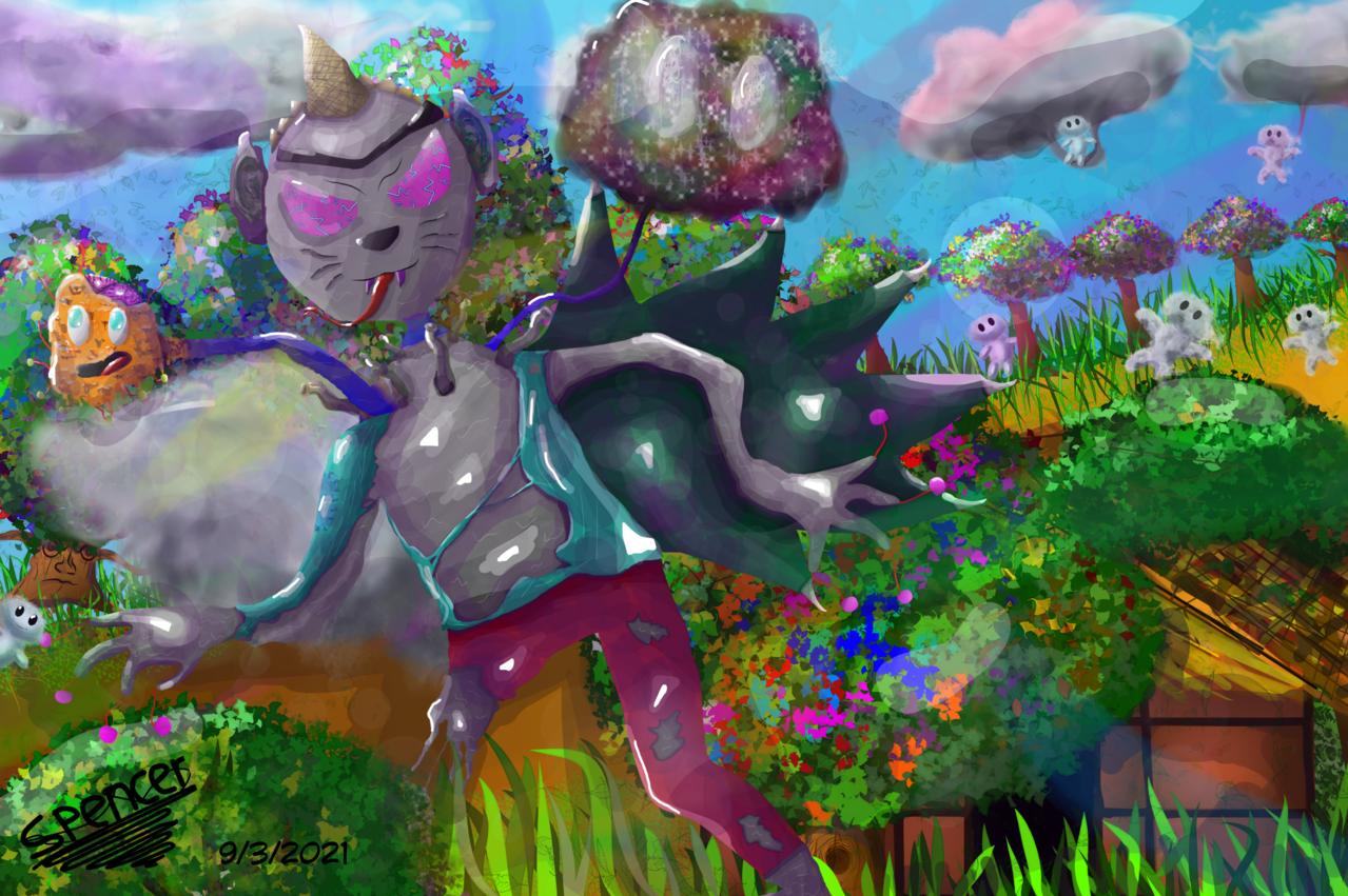 ✨ Mundo de Fantasía ✨ Illust of spencer February2021_Fantasy