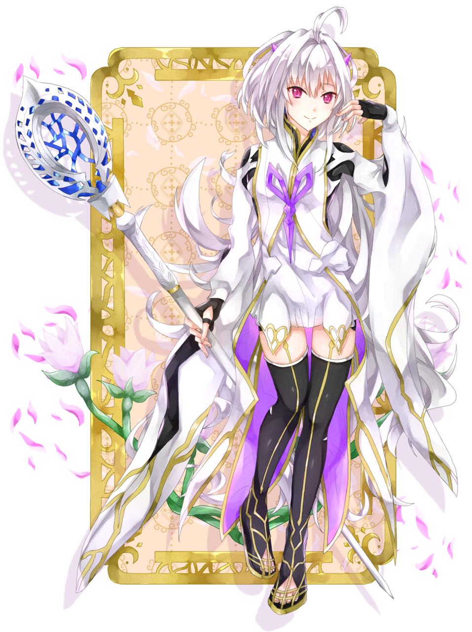 プロトマーリン Illust of 甘音 Fate/GrandOrder プロトマーリン