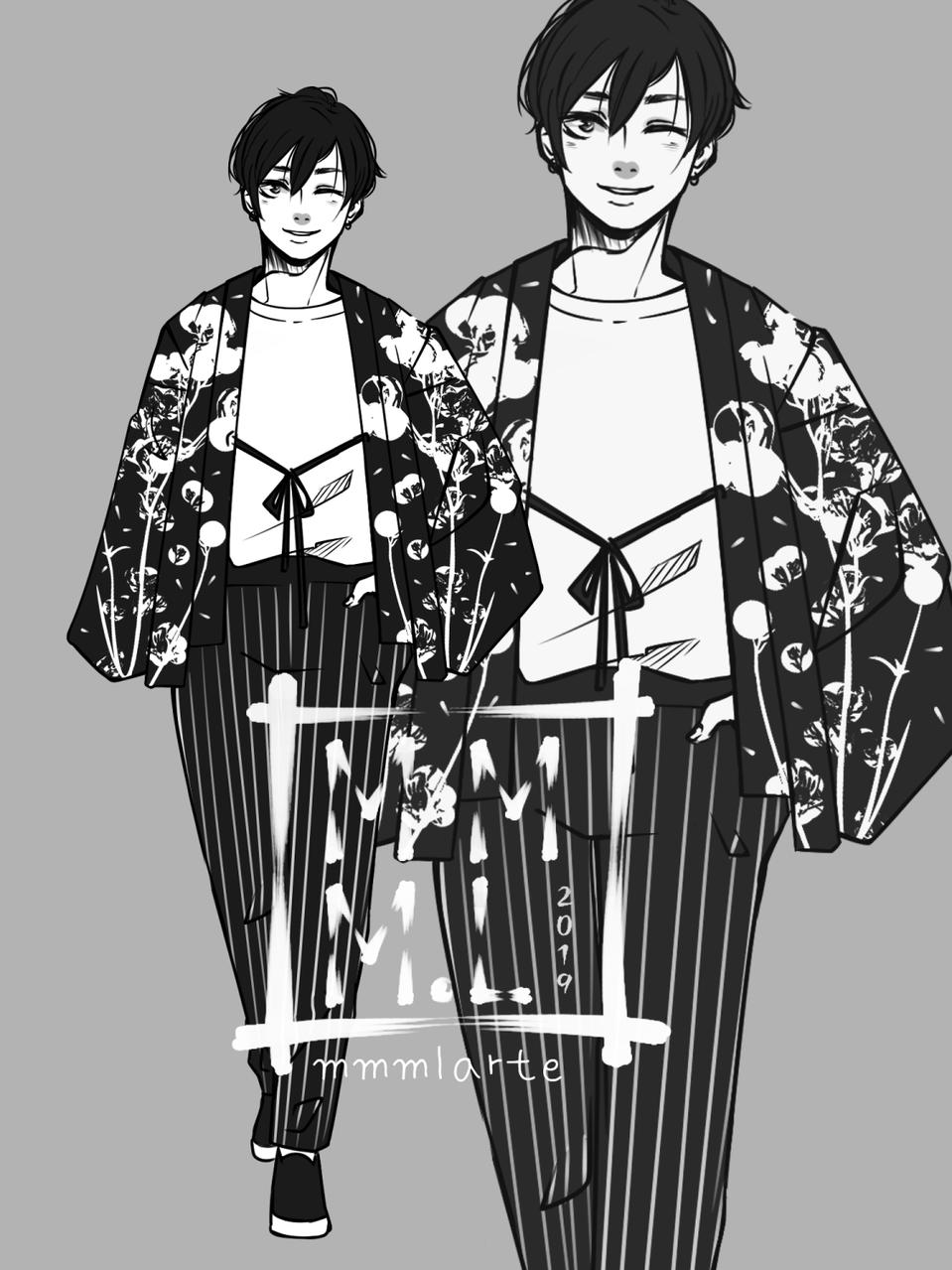 My Black & White Bae