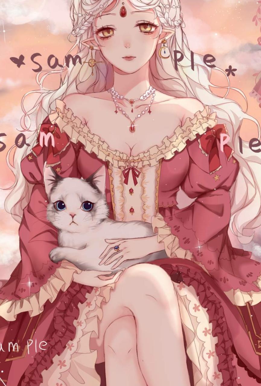 女皇 Illust of 北笙酱 medibangpaint