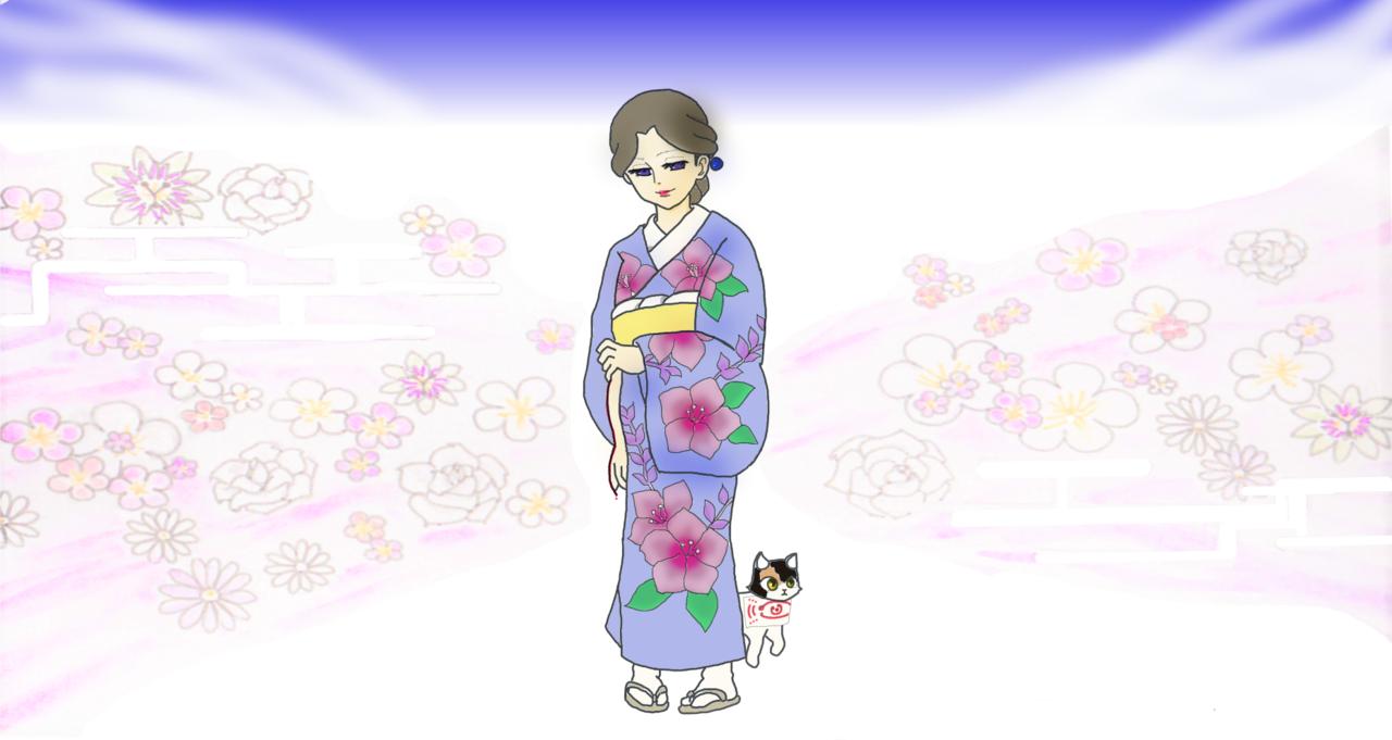 珠世~惑血・視覚夢幻の香 Illust of 神内公希 DemonSlayerFanartContest KimetsunoYaiba